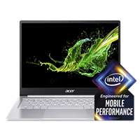 "Prijenosno računalo ACER Swift 3 NX.HQXEX.004 / Core i5 1035G4, 16GB, 512GB SSD, HD Graphics, 13.5"" IPS, Windows 10 Pro, srebrna"