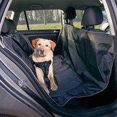Zaštitna presvlaka kućnog ljubimca za auto 145Xx60 cm Crna