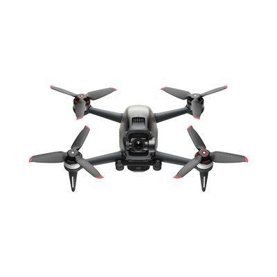 Dron DJI FPV Combo, 4K UHD kamera, 1-axis gimbal, vrijeme leta do 20min, upravljanje daljinskim upravljačem, sivi