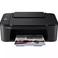 Multifunkcijski uređaj CANON Pixma TS3450, printer/scanner/copy, 4800dpi, USB, Wi-Fi, crni