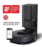 Robotski usisavač iRobot Roomba i7+, i7558, s CleanBase bazom za automatsko pražnjenje spremnika