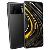 """Smartphone XIAOMI Poco M3, 6.53"""", 4GB, 128GB, Android 10, crni"""