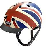 Biciklistička kaciga dječja Nutcase Union Jack Helmet 60-64cm L