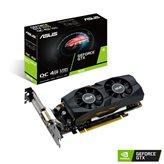 Grafička kartica PCI-E ASUS GeForce GTX 1650 OC Edition, 4GB GDDR5