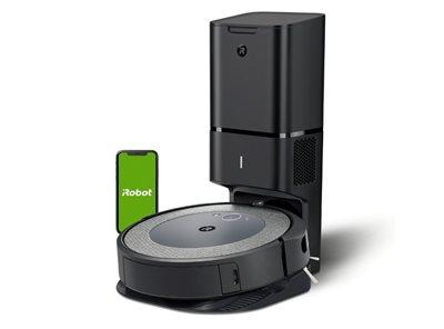 Robotski usisavač iRobot Roomba i3+ i3558, Automatsko pražnjenje spremnika sustavom Clean Base®