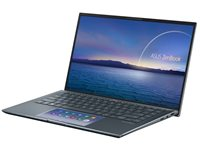 Prijenosno računalo ASUS ZenBook UX435EG-WB711R / Core i7 1165G7, 16GB, SSD 512GB, GeForce MX450 2 GB, 14'' FHD IPS, Windows 10 Pro, sivo