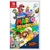 Igra za NINTENDO Switch, Super Mario 3D World + Bowser's Fury