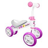 Guralica za djecu STAMP Baby Skids, rozi