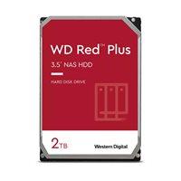 """Tvrdi disk 2000 GB WESTERN DIGITAL Red Plus, WD20EFZX, SATA3, 128MB cache, 5400 okr./min, 3.5"""", za desktop"""