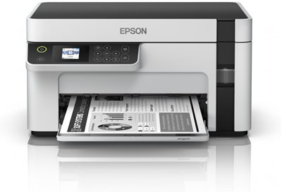 Multifunkcijski uređaj EPSON M2120, printer/scanner/copy, Eco Tank, 1440 dpi, USB, WiFi