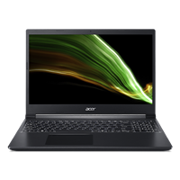 "Prijenosno računalo ACER Aspire 7 NH.QBFEX.005 / Ryzen 5 5500U, 8GB, 512GB SSD, GeForce GTX 1650 4GB, 15.6"" IPS FHD, FreeDOS, crno"