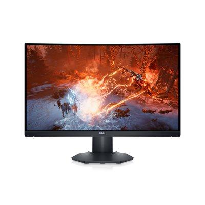 "Monitor 24"" DELL S2422HG, 165Hz, 1ms, 350cd/m2, 3000:1, zakrivljeni, crni"