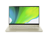 "Prijenosno računalo ACER Swift 5 NX.A35EX.003 / Core i5 1135G7, 8GB, 512GB SSD, HD Graphics, 14"" IPS Touch FHD, Windows 10, zlatno"