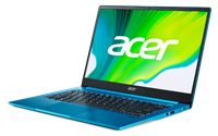 "Prijenosno računalo ACER Swift 3 NX.A0PEX.003 / Core i5 1135G7, 8GB, 512GB SSD, HD Graphics, 14"" IPS FHD, Windows 10, plavo"