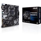 Matična ploča ASUS Prime B550M-K, AMD B550, mATX, s. AM4