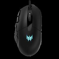 Miš ACER Predator Cestus 315, optički, 6500 dpi, crni, USB