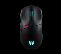 Miš ACER Predator Cestus 350, bežični, optički, 16000 dpi, crni, USB