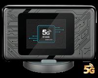 Mobilni router D-LINK DWR-2101, 5G/4G LTE, WiFI 6, SIM card, USB-C, punjiva baterija 5260mAh