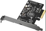 Kontroler PCI-E, LC POWER LC-PCI-C-USB32-2X2, USB-C