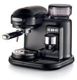 Aparat za kavu ARIETE MODERNA 1318/02, aparat za kavu s mlincem, crni