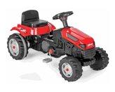 Igračka PILS, Traktor na pedale, crveni