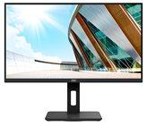 """Monitor 28"""" AOC U28P2A, 4K UHD, IPS, 300cd/m2, 1000:1, zvučnici crni"""