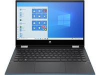 "Prijenosno računalo HP Pavilion x360 14-dw0013nm 3M712EA / Core i3 1005G1, 8GB, 256GB SSD, HD Graphics, 14"" LED FHD, Windows 10, plavo"