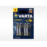 Baterija VARTA Energy AA, 6kom