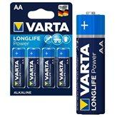 Baterija VARTA Longlife Power AA, 4 kom