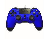 Gamepad STEELPLAY Metaltech, za PS4, plavi