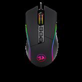 Miš REDRAGON Lonewolf2  M721-Pro, RGB, optički, 32000dpi, crni, USB