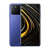 """Smartphone XIAOMI Poco M3, 6.53"""", 4GB, 64GB, Android 10, plavi"""