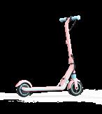 Električni romobil SEGWAY Ninebot E8, autonomija do 10km, brzina 14km/h, kotači 7˝/6˝, rozi