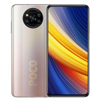 "Smartphone XIAOMI Poco X3 Pro, 6.67"", 6GB, 128GB, Android 10, brončani"