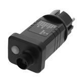 Pametna utičnica DELTACO SH-AD01, za lampice, crna