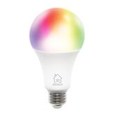 Smart led žarulja DELTACO SH-LE27RGB, RGB, 9W, bijela
