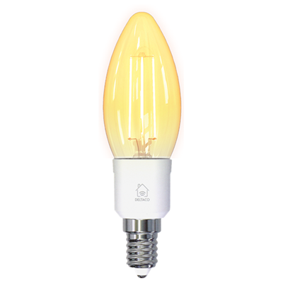 Smart led žarulja DELTACO SH-LFE14C35, 5W