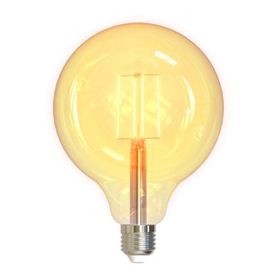 Smart led žarulja DELTACO SH-LFE27G125, 5,5W, filament
