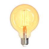 Smart led žarulja DELTACO SH-LFE27G95, 5,5W, filament