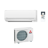 Klima uređaj MITSUBISHI Electric Standard Eco Inverter 3.5 kW - MSZ- HR35VF/MUZ-HR35VF,hla.3.4 kW, gr.3.6kW, energetski razred A++