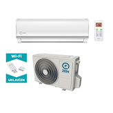 Klima uređaj QZEN ZE-09WSE/ZE-09OSE, Start Inverter Plus + WI-Fi, 2.6 kW, A++