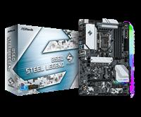 Matična ploča ASROCK B560 Steel Legend, Intel B560, DDR4, ATX, s. 1200 - 10/11Gen procesora
