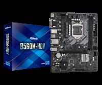 Matična ploča ASROCK B560M-HDV, Intel B560, DDR4, mATX, s. 1200 - 10/11Gen procesora