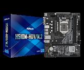 Matična ploča ASROCK H510M-HDV/M.2, Intel H510, DDR4, mATX, s. 1200 - 10/11Gen procesora