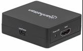 Razdjelnik MANHATTAN, 2x HDMI, napajanje putem USB