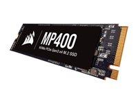 SSD 1000 GB CORSAIR Force MP400 CSSD-F1000GBMP400R2, PCIe NVMe, M.2, 2280, maks do 3480/1880 MB/s