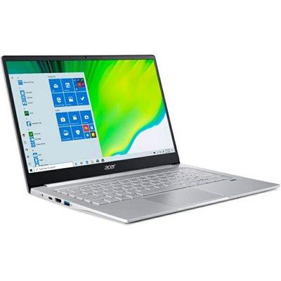 "Prijenosno računalo ACER Swift 3 NX.A0MEX.009 / Core i5 1135G7, 8GB, 512GB SSD, HD Graphics, 14"" IPS FHD, Windows 10 Pro, srebrno"