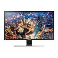 """Monitor 28"""" SAMSUNG LU28E590DSL/EN, 4K, 1ms, 370cd/m2, 1000:1, srebrni"""