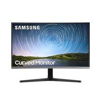 "Monitor SAMSUNG 31.5"" LC32R500FHRXEN,75Hz, 4ms, 250cd/m2, 3000:1, zakrivljeni, sivi"