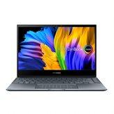 "Prijenosno računalo ASUS ZenBook Flip 13 UX363EA-OLED-WB503T / Core i5 1135G7, 8GB, 512GB SSD, HD Graphics, 13.3"" IPS FHD Touch, Windows 10, sivo"